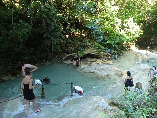Nice swimming hole