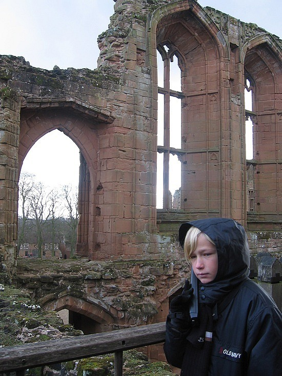 Nath in the castle
