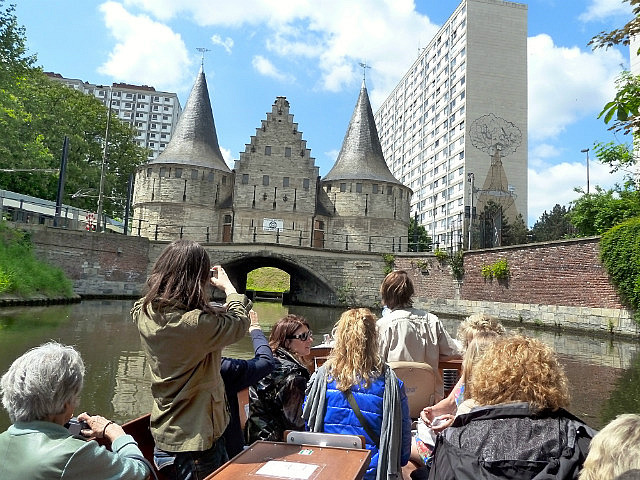 Ghent boat ride