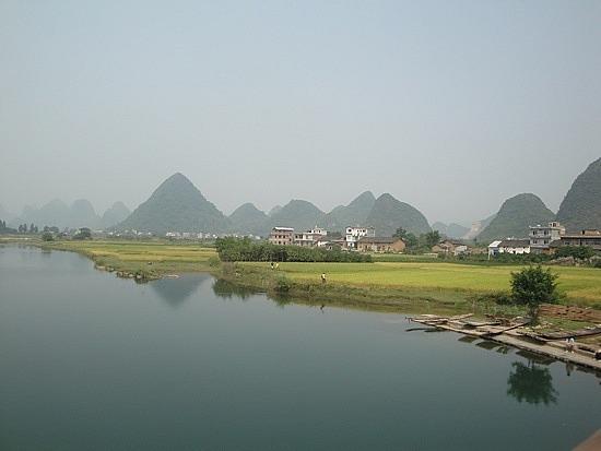 North of the Dragon Bridge