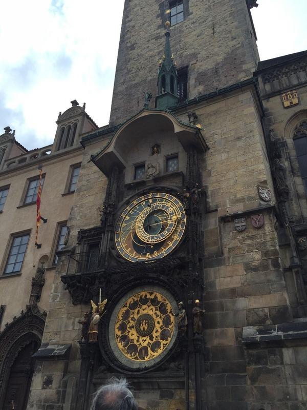 Famous clock