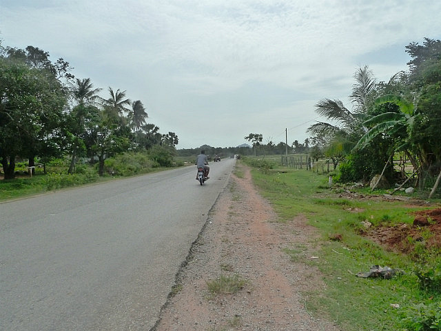 Nice empty roads