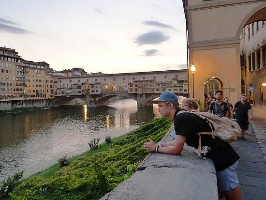 Ponte Vecchia Bridge