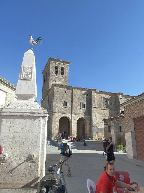 Church in Homillas