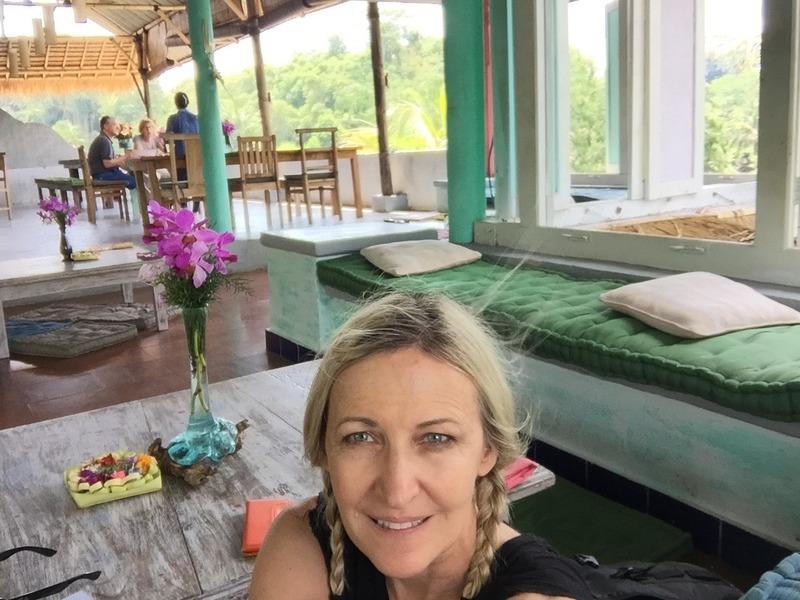 Lunch restaurant in Ubud