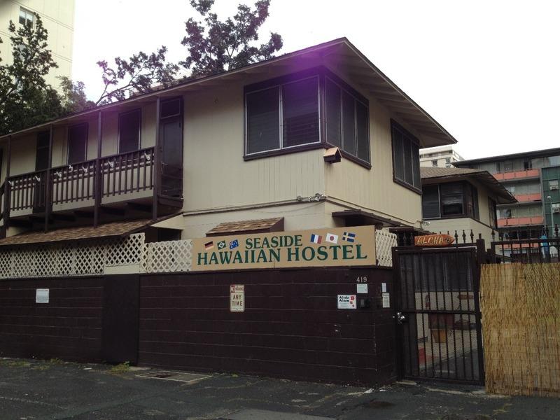 Seaside Hawaian Hostel