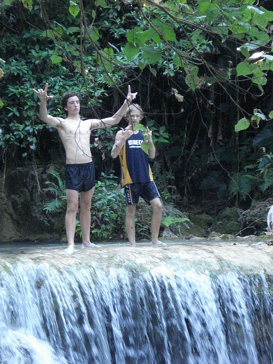 Mitch & Nath