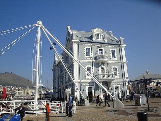 European style building