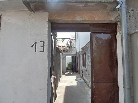 Hostel street Entrance