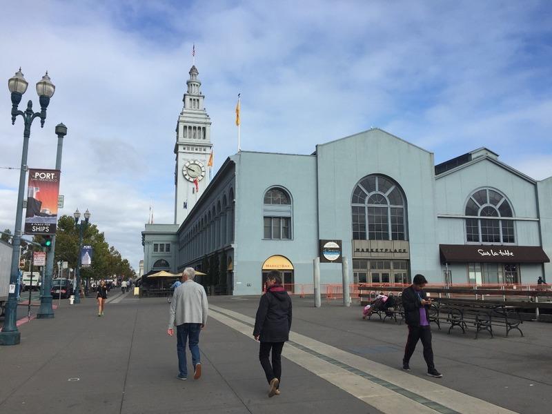 Pier 1 Port of San Francisco