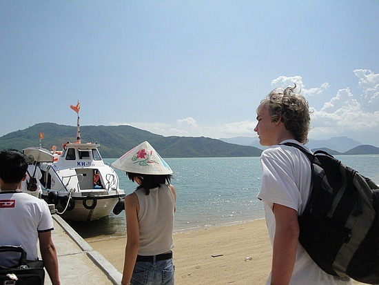 Leaving Monkey Island