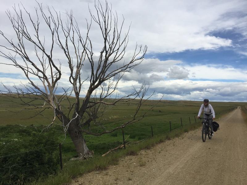 Leigh riding