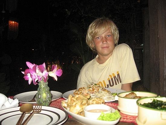 Naths yummy dinner