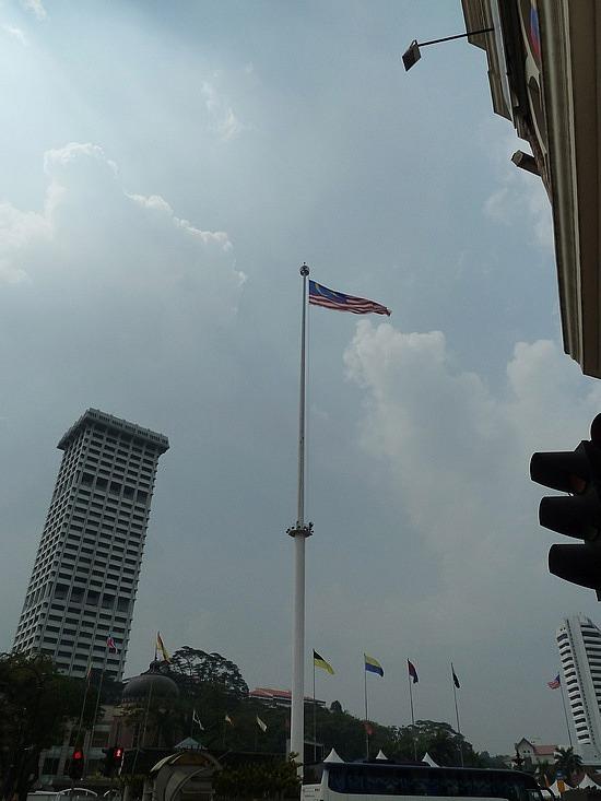 Flagpole Merdeka Sqaure