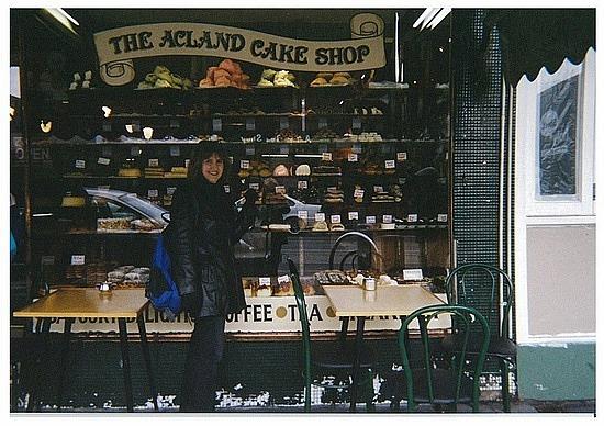 Bakery at St Kilda