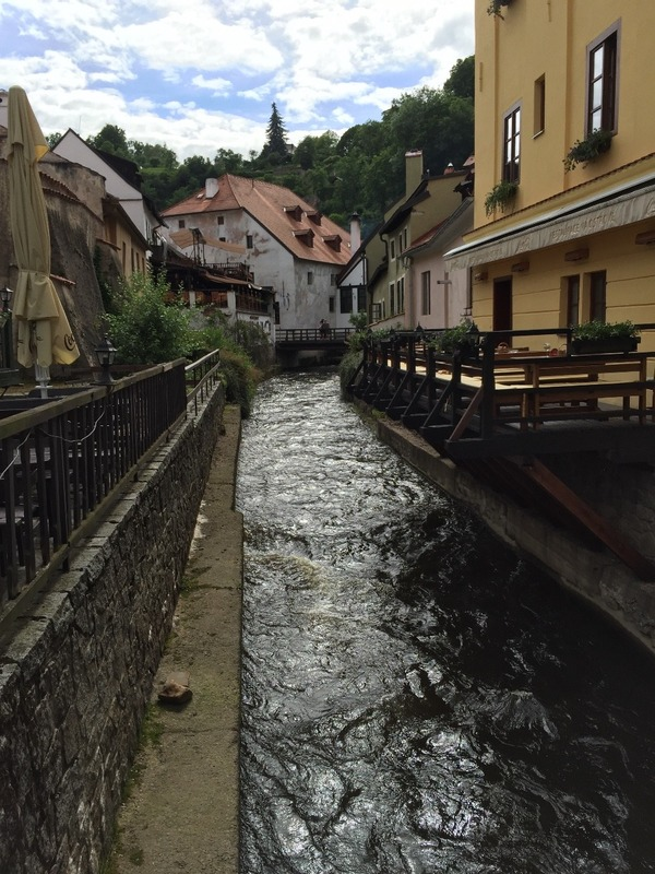 Town canals