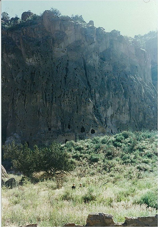 Bandalier National Park