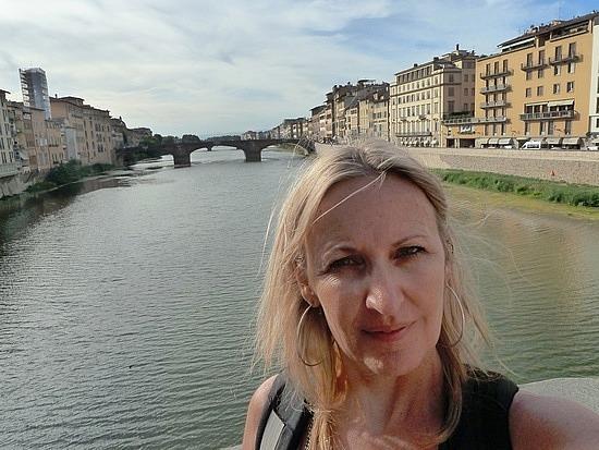 From the Ponte Vecchia Bridge