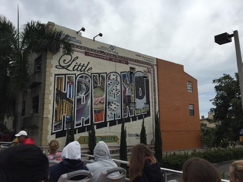 Entrance to Little Havana