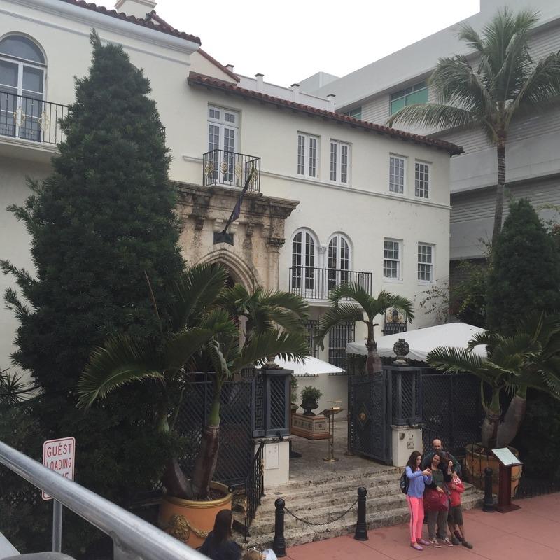 Vercace House