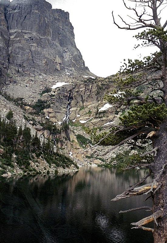 More hike scenery