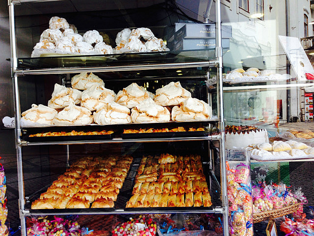 Portugese bakeries - my favourite!