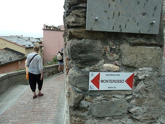 Way to Monterossa