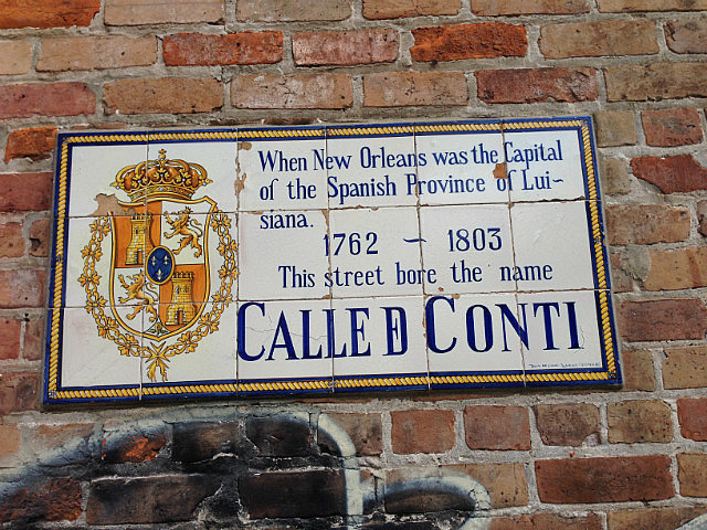 Felt  back in Spain with Calle  instead of street