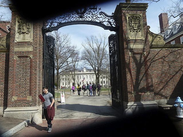 Gates into Harvard