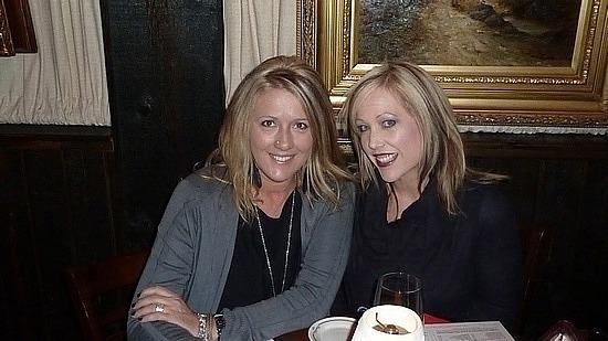 Leigh & Jill