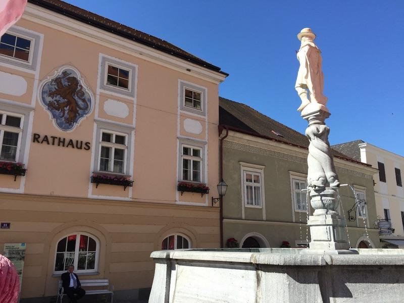 Melk Rathaus