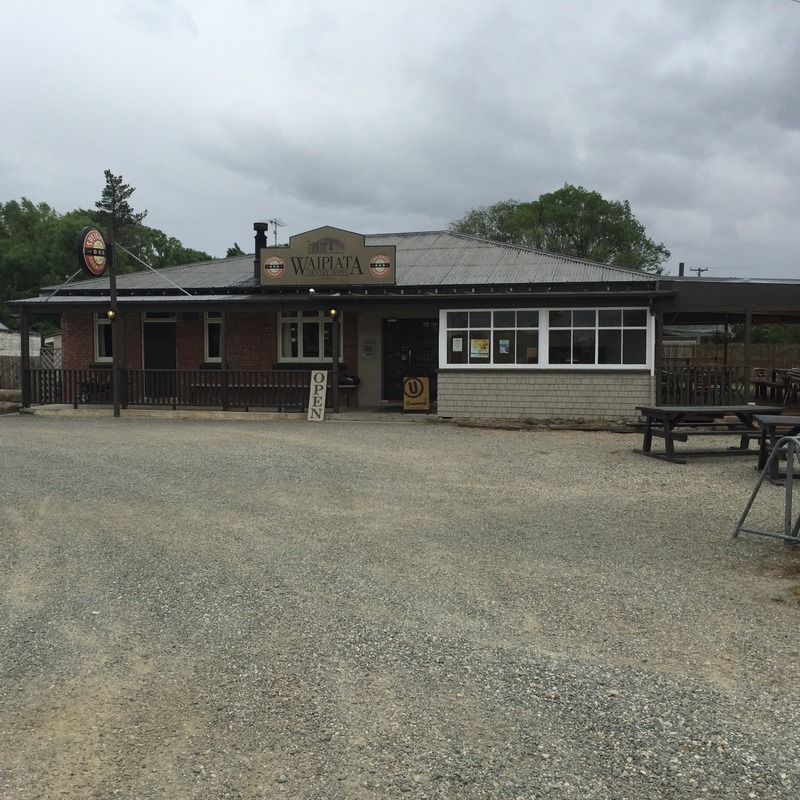 Waipiata pub
