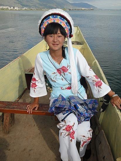 Our Bai girl guide