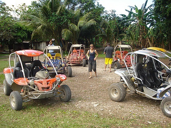 Ourgroup of buggies