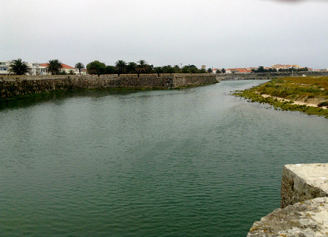 River at Peniche