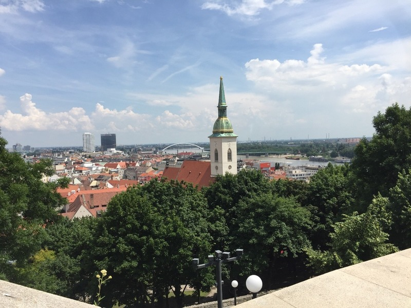 View over Old Town