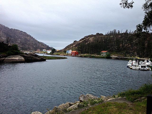 Fishing inlet