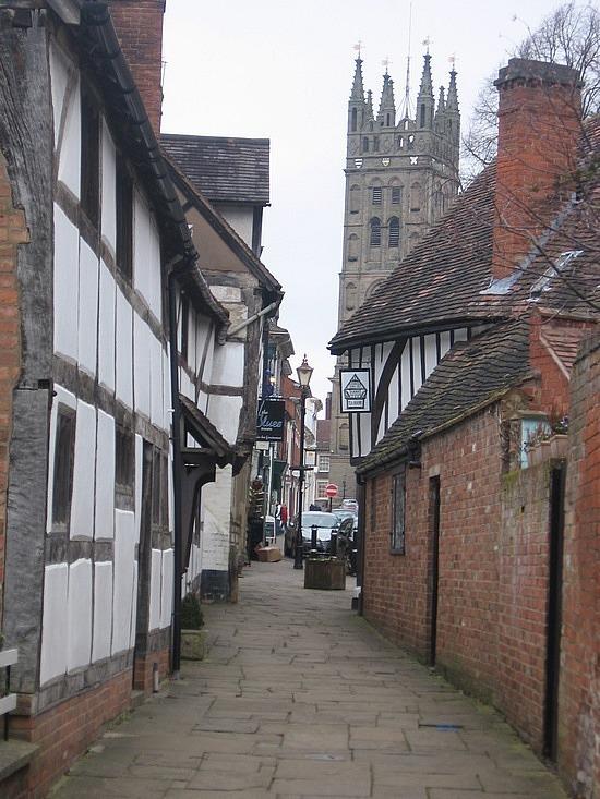 Warwick town
