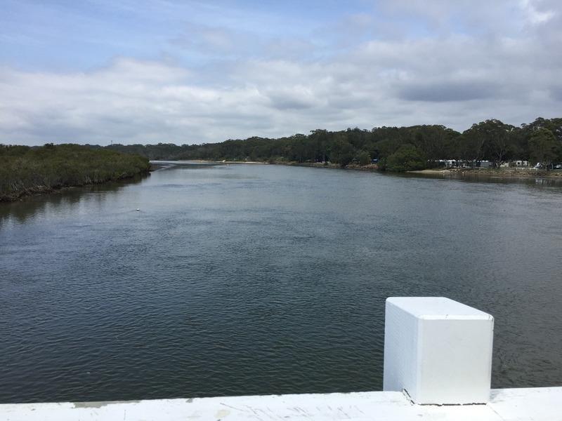 River at Stuarts Point