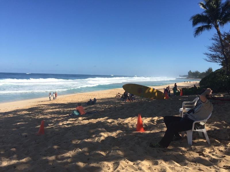 Pipeline beach 2