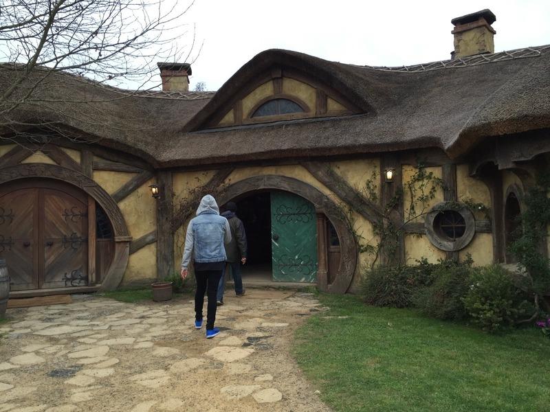 Tavern front door