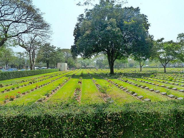 Wartime Graves