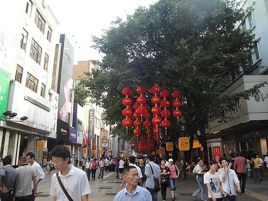Bejing Lu Shopping Street