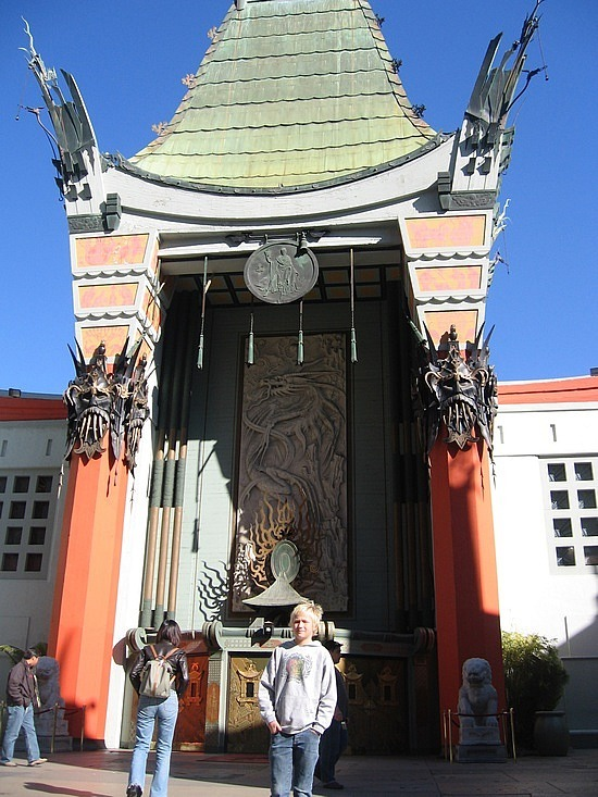 Chinese Mann Theatre