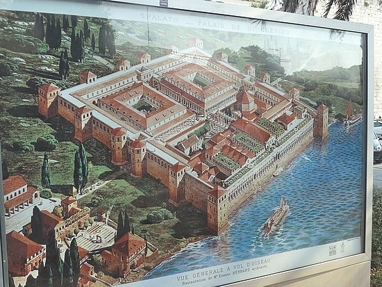 PIcture of how it looked 1700 years ago