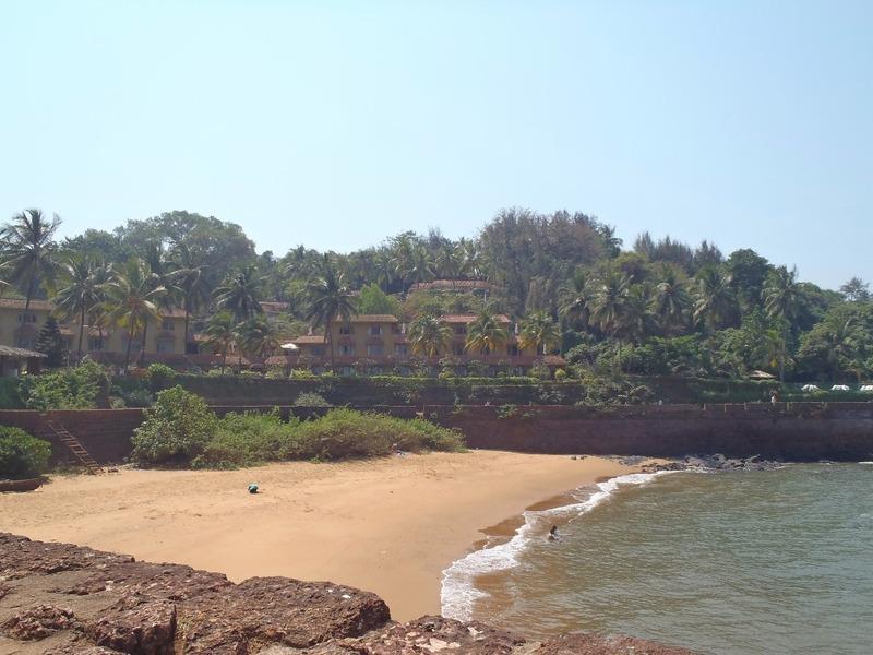 Aguada Fort - built 1612