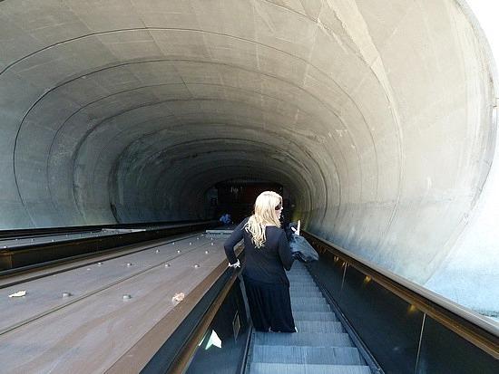 Du Pont Circle Metro station
