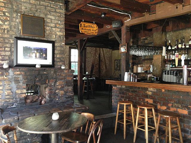 Old smugglers bar