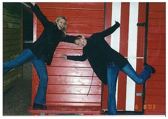 Michele & I