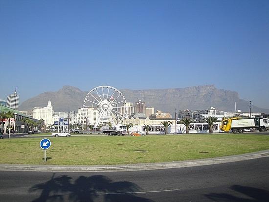 Every city has a ferris wheel